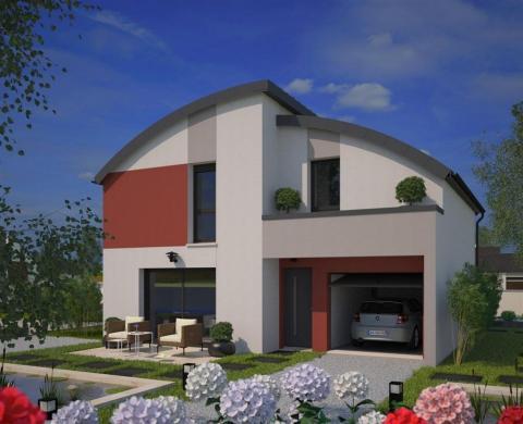 Maison+Terrain à vendre .(115 m²)(SAVIGNE L'EVEQUE) avec (MAISONS FRANCE CONFORT)