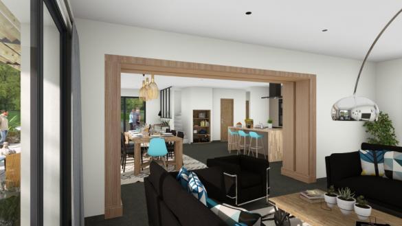 Maison+Terrain à vendre .(150 m²)(LE CANNET DES MAURES) avec (MAISONS FRANCE CONFORT)