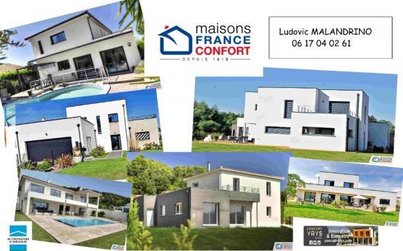Maison+Terrain à vendre .(95 m²)(SAINT ANTONIN DU VAR) avec (MAISONS FRANCE CONFORT)