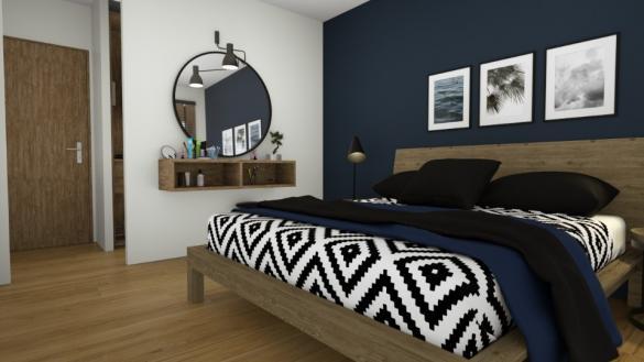 Maison+Terrain à vendre .(95 m²)(VIDAUBAN) avec (MAISONS FRANCE CONFORT)