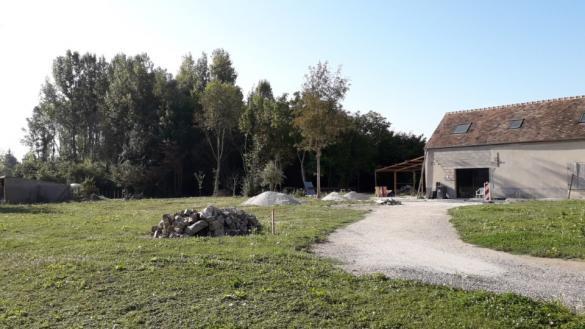 Maison+Terrain à vendre .(122 m²)(VOULANGIS) avec (MAISONS FRANCE CONFORT)