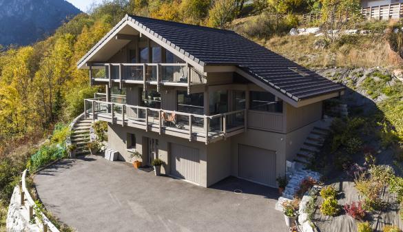 Maison à vendre .(160 m²)(THORENS GLIERES) avec (GROUPE DUNOYER)