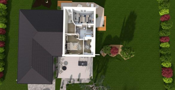 Maison+Terrain à vendre .(147 m²)(BOISSEUIL) avec (MAISONS ARLOGIS LIMOGES)