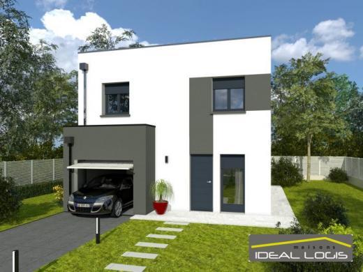 Maison à vendre .(81 m²)(ALLONNES) avec (IDEAL LOGIS)