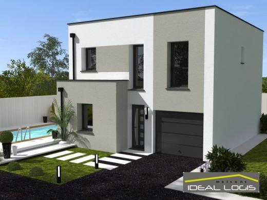 Maison à vendre .(95 m²)(GUECELARD) avec (IDEAL LOGIS)