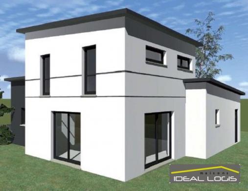 Maison à vendre .(84 m²)(GUECELARD) avec (IDEAL LOGIS)