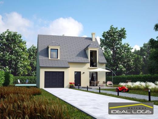 Maison à vendre .(102 m²)(GUECELARD) avec (IDEAL LOGIS)