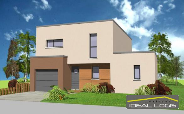 Maison à vendre .(125 m²)(ALLONNES) avec (IDEAL LOGIS)