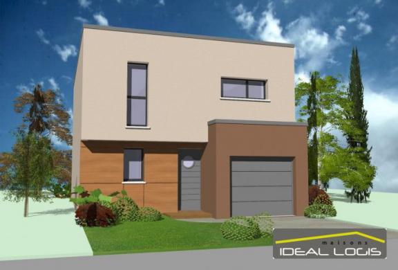 Maison à vendre .(109 m²)(SOUILLE) avec (IDEAL LOGIS)