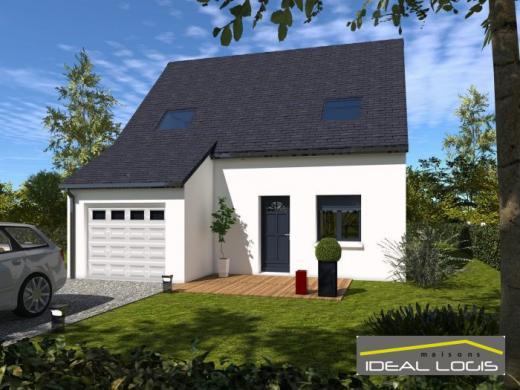 Maison à vendre .(91 m²)(LA QUINTE) avec (IDEAL LOGIS)