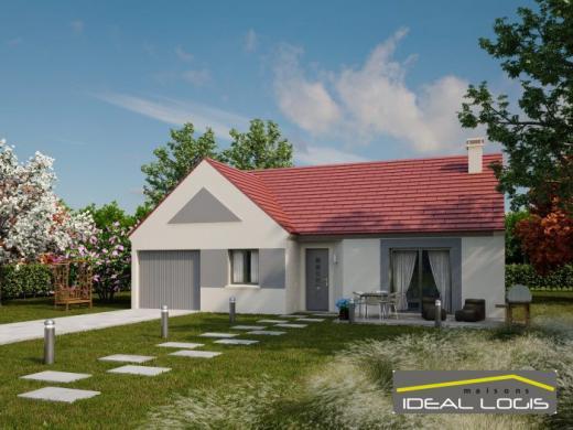 Maison à vendre .(73 m²)(LA QUINTE) avec (IDEAL LOGIS)