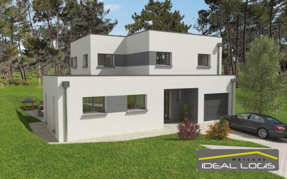 Maison à vendre .(185 m²)(ANGERS) avec (IDEAL LOGIS)