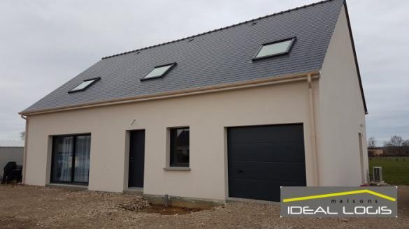 Maison à vendre .(162 m²)(SABLE SUR SARTHE) avec (IDEAL LOGIS)