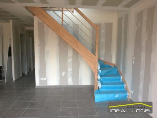 Maison à vendre .(89 m²)(FILLE) avec (IDEAL LOGIS)