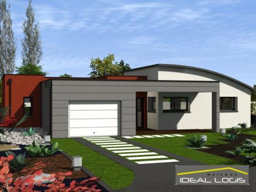 Maison à vendre .(115 m²)(FILLE) avec (IDEAL LOGIS)