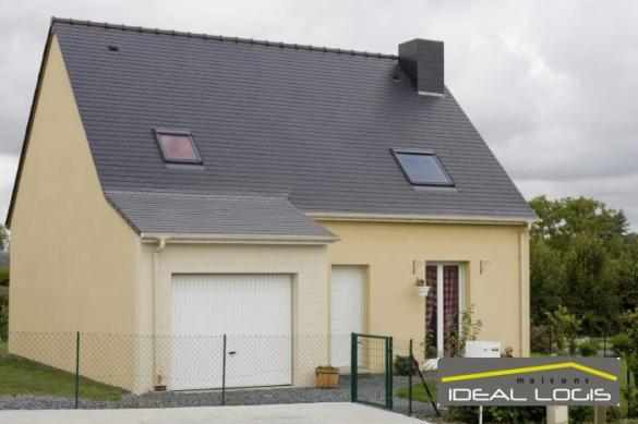 Maison à vendre .(91 m²)(FILLE) avec (IDEAL LOGIS)