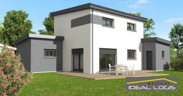Maison à vendre .(100 m²)(FILLE) avec (IDEAL LOGIS)