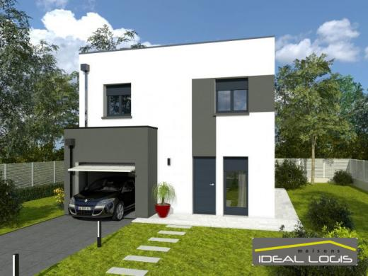 Maison à vendre .(81 m²)(LE MANS) avec (IDEAL LOGIS)