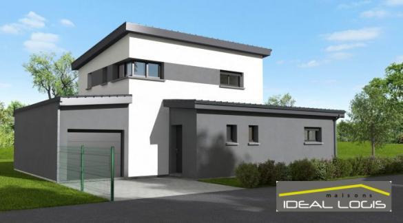 Maison à vendre .(100 m²)(BRAINS SUR GEE) avec (IDEAL LOGIS)