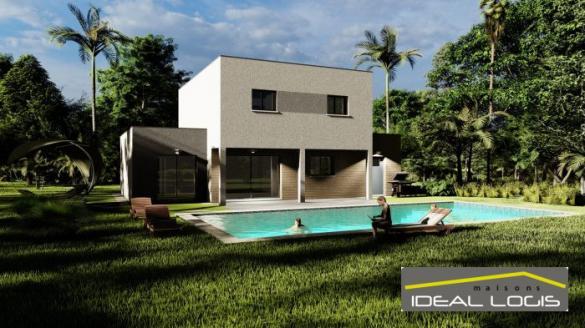 Maison à vendre .(140 m²)(BRAINS SUR GEE) avec (IDEAL LOGIS)
