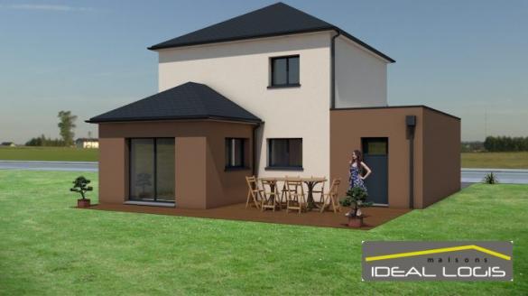 Maison à vendre .(109 m²)(SAINT SATURNIN) avec (IDEAL LOGIS)
