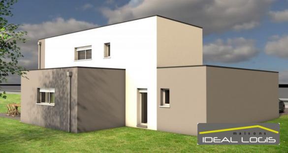 Maison à vendre .(163 m²)(LE MANS) avec (IDEAL LOGIS)