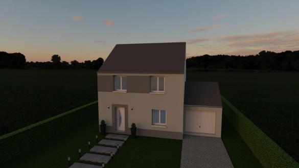 Maison à vendre .(90 m²)(BRIE COMTE ROBERT) avec (MAISON LOL)