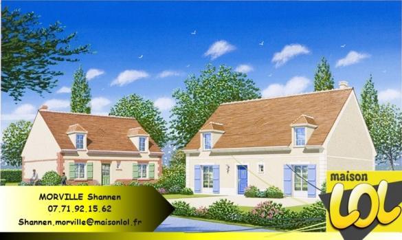 Maison à vendre .(92 m²)(VAUX LE PENIL) avec (MAISON LOL)