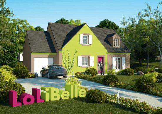 Maison à vendre .(109 m²)(NANGIS) avec (MAISON LOL)