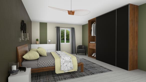 Maison à vendre .(108 m²)(VERNEUIL L'ETANG) avec (MAISON LOL)