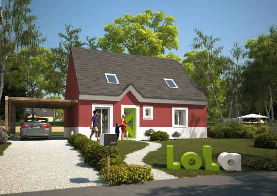 Maison à vendre .(80 m²)(MORMANT) avec (MAISON LOL)