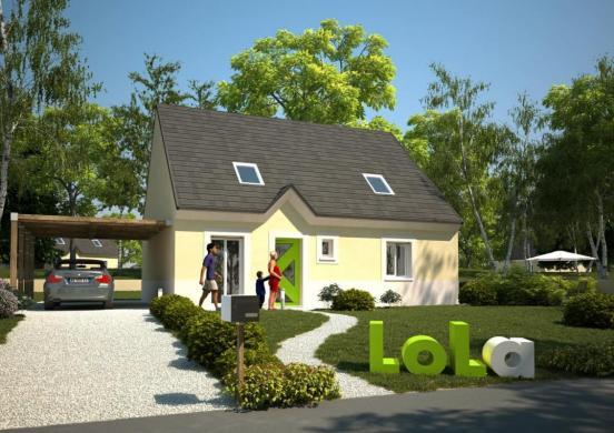 Maison à vendre .(86 m²)(GUIGNES) avec (MAISON LOL)