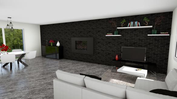 Maison à vendre .(90 m²)(CESSON) avec (MAISON LOL)