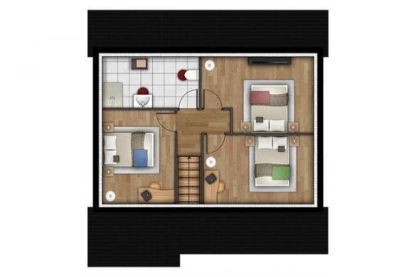 Maison+Terrain à vendre .(85 m²)(QUITTEBEUF) avec (MAISONS EXTRACO - Agence de GRAVIGNY)