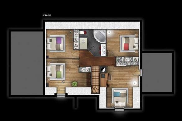 Maison+Terrain à vendre .(162 m²)(MANTES LA JOLIE) avec (MAISONS EXTRACO - Agence de GRAVIGNY)