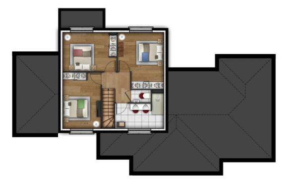 Maison+Terrain à vendre .(149 m²)(MANTES LA JOLIE) avec (MAISONS EXTRACO - Agence de GRAVIGNY)