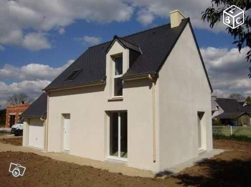 Maison+Terrain à vendre .(78 m²)(INZINZAC LOCHRIST) avec (MAISONS LE MASSON)