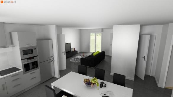Maison+Terrain à vendre .(76 m²)(PONT SCORFF) avec (MAISONS LE MASSON)