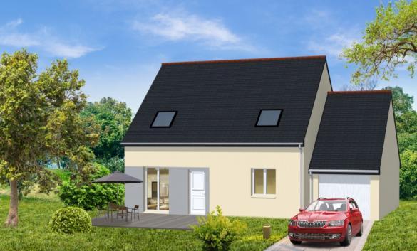 Maison+Terrain à vendre .(REDENE) avec (Maisons Le Masson LORIENT)