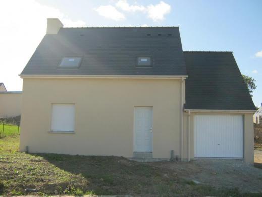 Maison+Terrain à vendre .(78 m²)(PLUVIGNER) avec (MAISONS LE MASSON)