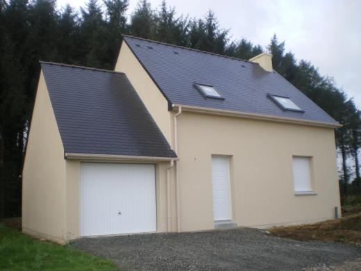 Maison+Terrain à vendre .(78 m²)(PLOEMEL) avec (MAISONS LE MASSON)