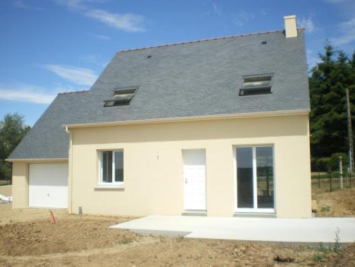 Maison+Terrain à vendre .(PLUVIGNER) avec (Maisons Le Masson LORIENT)