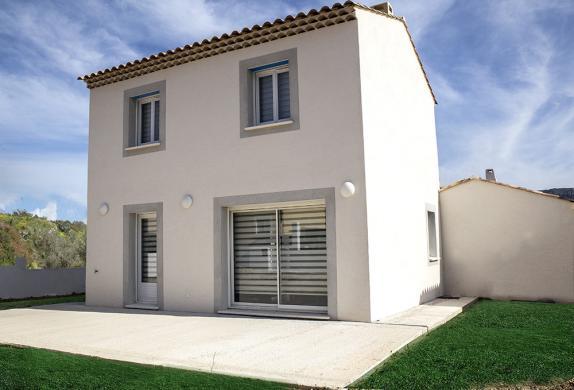 Maison+Terrain à vendre .(80 m²)(VALREAS) avec (VILLADIRECT LE PONTET)