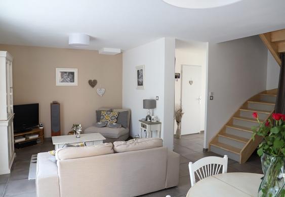 Maison+Terrain à vendre .(80 m²)(CHATEAUNEUF DE GADAGNE) avec (VILLADIRECT LE PONTET)