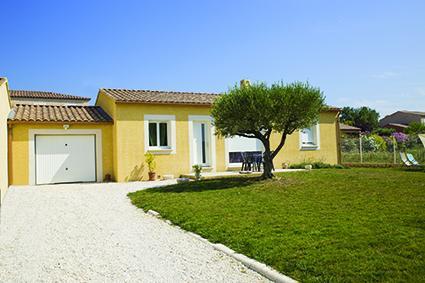 Maison+Terrain à vendre .(98 m²)(CHATEAUNEUF DE GADAGNE) avec (VILLADIRECT LE PONTET)