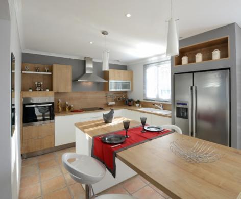 Maison+Terrain à vendre .(98 m²)(VAISON LA ROMAINE) avec (VILLADIRECT LE PONTET)