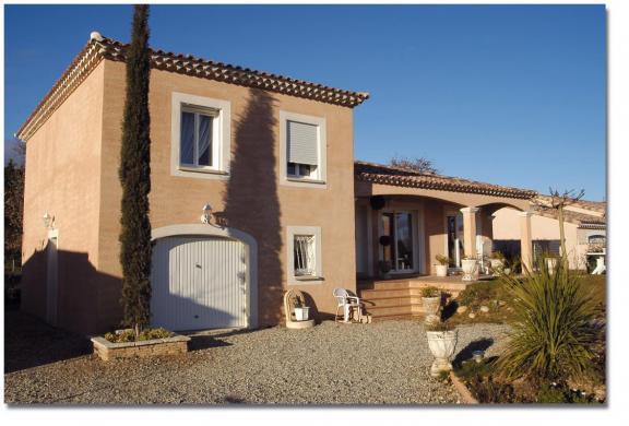 Maison+Terrain à vendre .(90 m²)(VILLENEUVE LES AVIGNON) avec (VILLADIRECT LE PONTET)