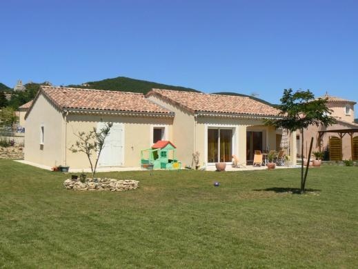 Maison+Terrain à vendre .(80 m²)(ROCHEGUDE) avec (AVENIR TRADITION)