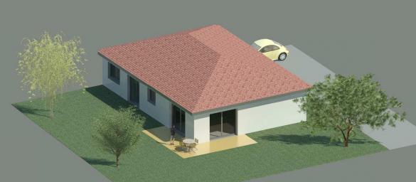 Maison à vendre .(100 m²)(BLYES) avec (STARBAT)