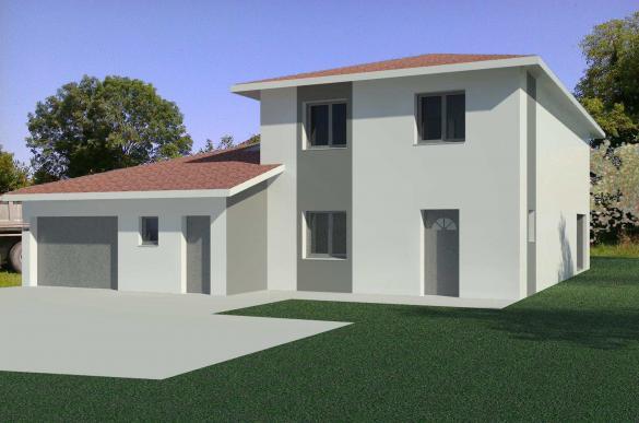 Maison à vendre .(92 m²)(TOUSSIEUX) avec (STAR BAT)